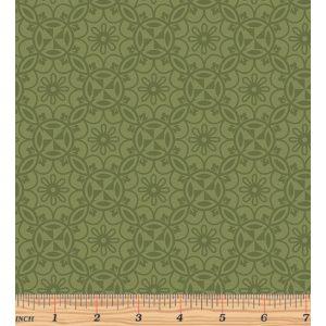 Tela-medallion-verde