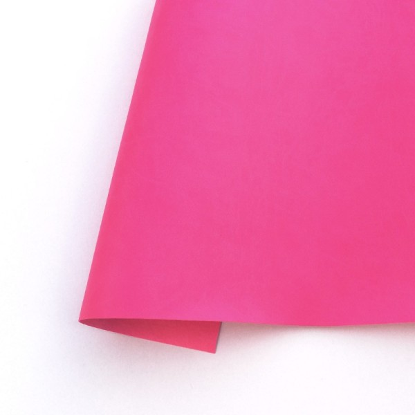 ecopiel mate color rosa chicle
