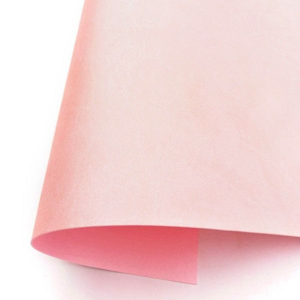 ecopiel mate color rosa crepe