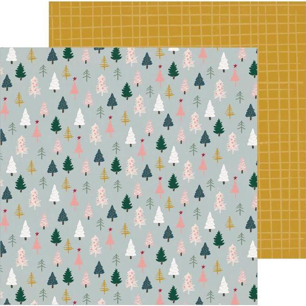 pad de papeles snowflakes