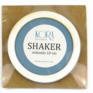 shaker con forma redonda