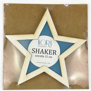 shaker de estrella