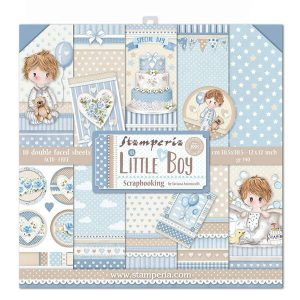 Kit de papeles Little Boy