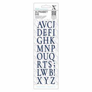 Troqueles Alphabet Vintage