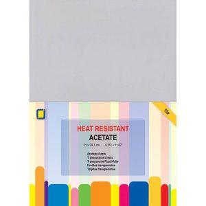 acetato transparente A4