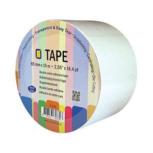 cinta de doble cara 65mm