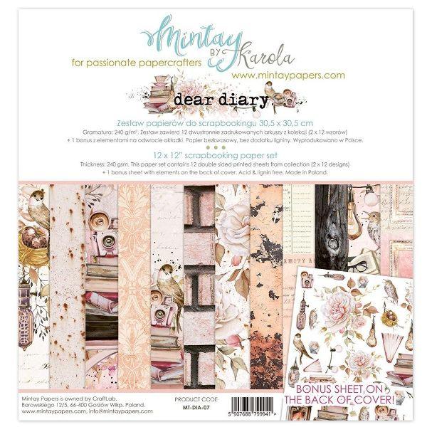 kit dear diary