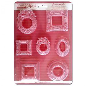 molde pvc Frames