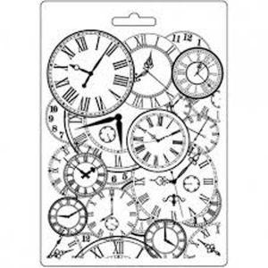 molde pvc clocks