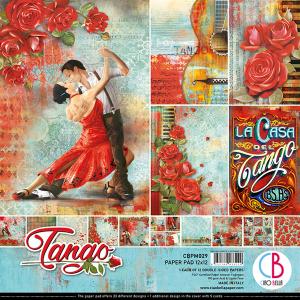 papeles colección tango
