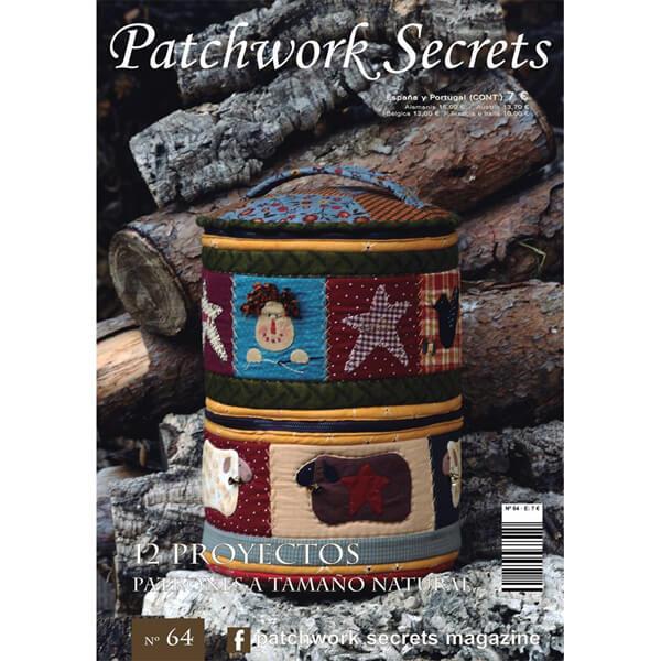 revista patchwork secrets
