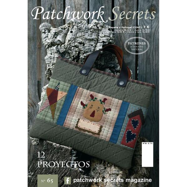 revista patchwork secrets 65