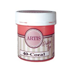 Chalk-Paint-color-coral