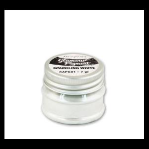 glamour pigment sparkling white