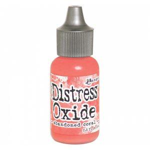 reinker distress oxide abandoned coral