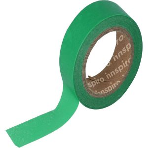 masking tape color verde