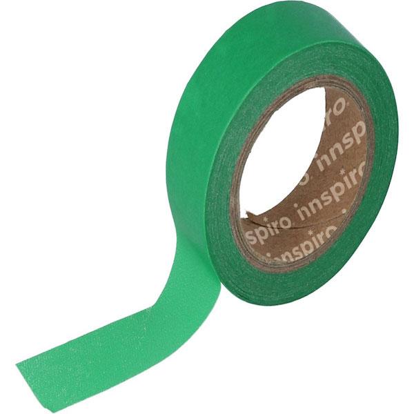 masking tape color verde