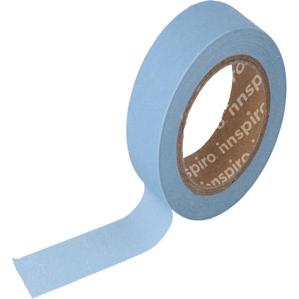 masking tape azul claro