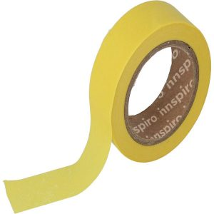 masking tape color amarillo