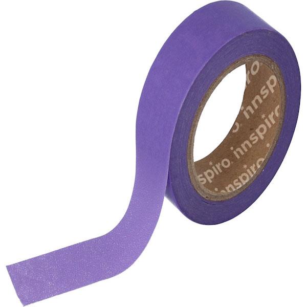 masking tape color lila