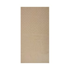 tela impresa sashiko cruces