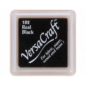 tinta versacraft color negro