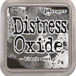 Distress Oxide Black Soot Ranger