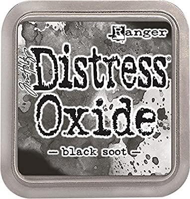 Distress Oxide Black Soot Ranger