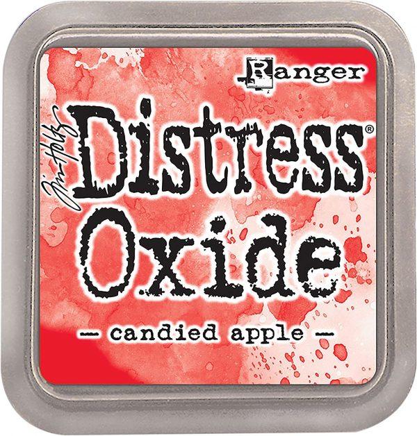 Distress Oxide Candied Apple Ranger