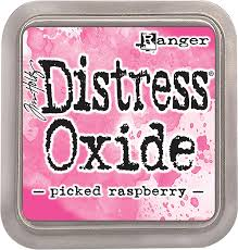 Distress Oxide Picked Raspberry Ranger