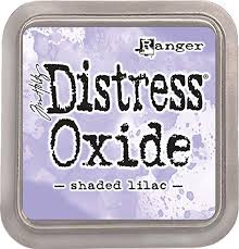 Distres Oxide Shaded Lilac