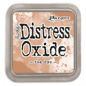 Distress Oxide Tea Dye Ranger