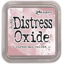 Distress Oxidce Victorian Velvet Ranger