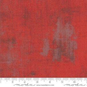 Tela Grunge-Red