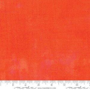 Tela Grunge-Tangerine