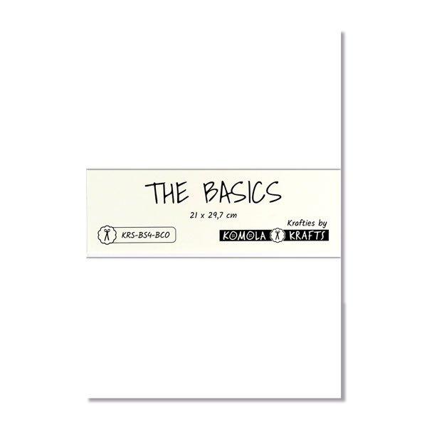 The Basics blancas