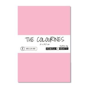 The Colourines rosa