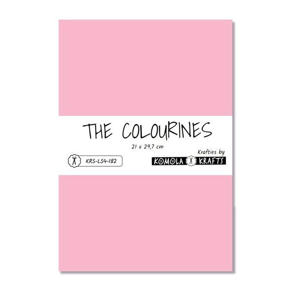 The Colourines rosa