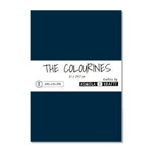 The Colourines azul oscuro
