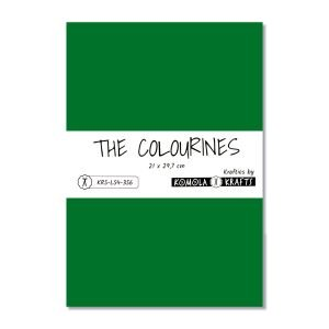 The Colourines-verde pino