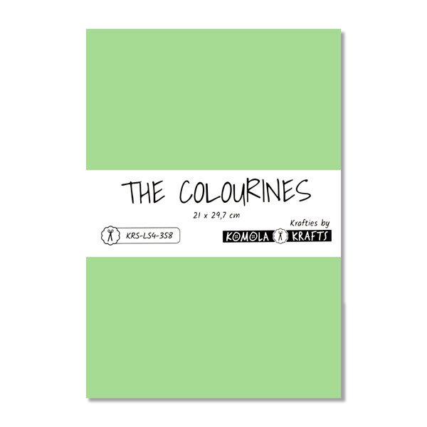 The Colourines verde