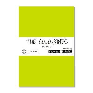 The Colourines-verde lima
