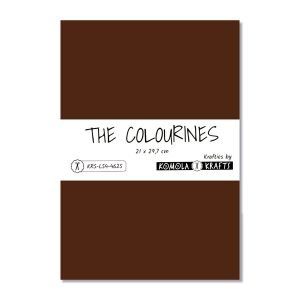 The colourines chocolate
