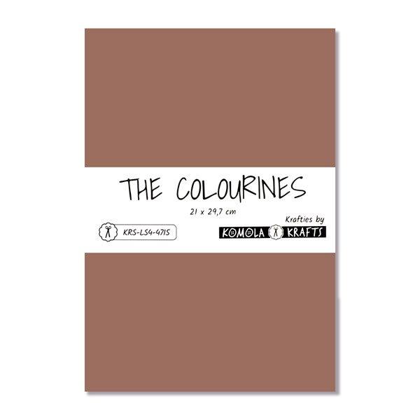 The Colourines visón