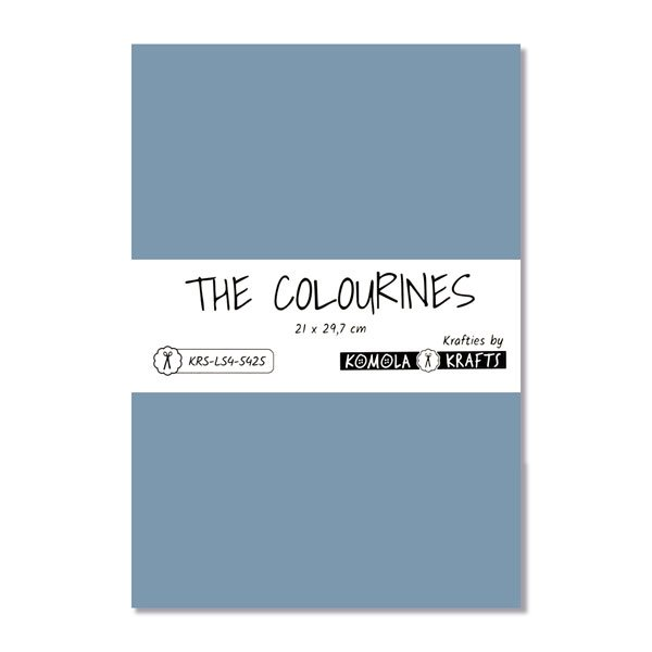 The Colourines Agua