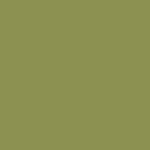 The Colourines verde musgo