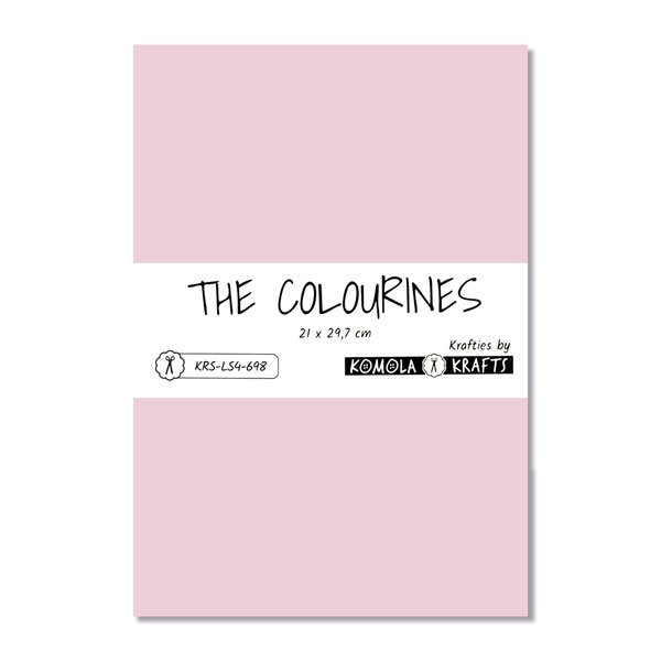 The Colourines rosa vintage