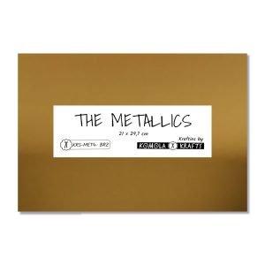 The Metallics bronce