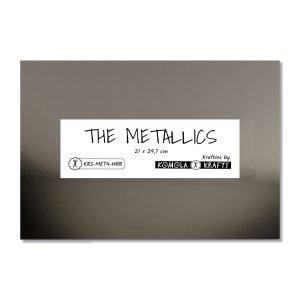 The Metallics hierro