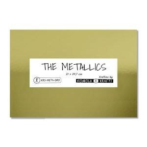 The Metallics oro